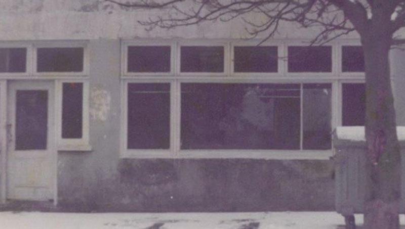 Historie Van Geenen start in 1977