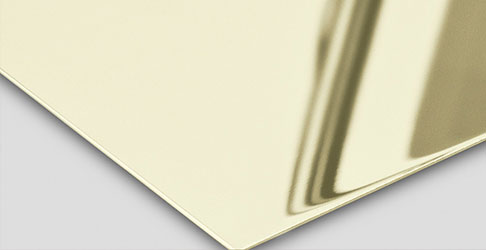 PVD / TIN-coated finishes