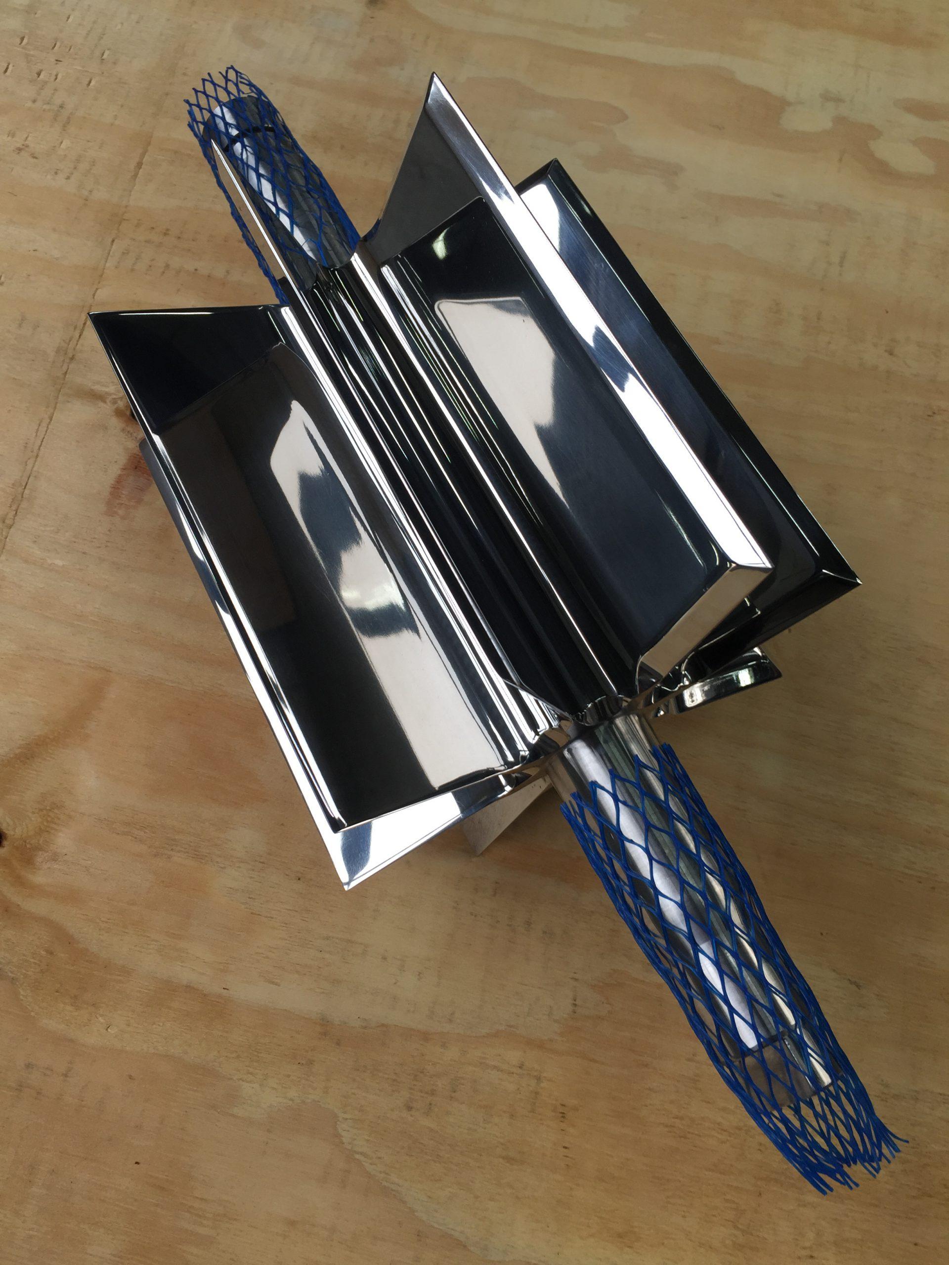 Rotor RVS hoogglans mirror 8
